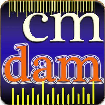 Centimeter and Dekameter (cm & dam) Convertor