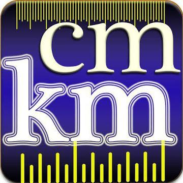 Centimeter and Kilometer (cm & km) Convertor