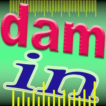 Dekameter and Inch (dam & in) Convertor