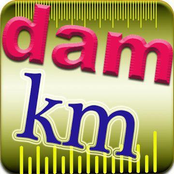 Dekameter and Kilometer (dam & km) Convertor