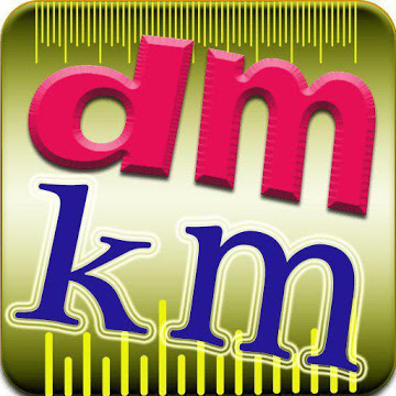 Decimeter and Kilometer (dm & km) Convertor