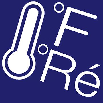 Fahrenheit and Réaumur Convertor ( °F & °Ré )