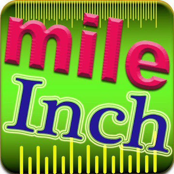 Inch and Mile (in & mi) Convertor
