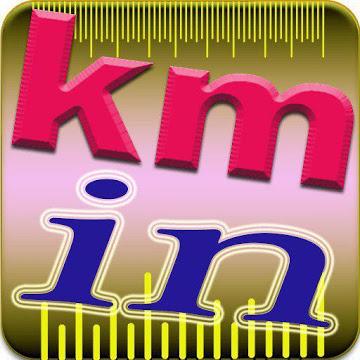 Kilometer and Inch (km & in) Convertor