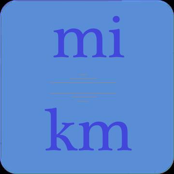MILES to KILOMETERS to Miles (mi - km) CONVERTOR