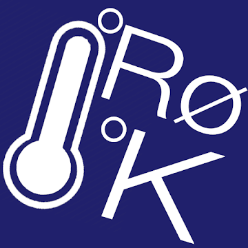 Rømer and Kelvin Convertor ( °Rø & °K )