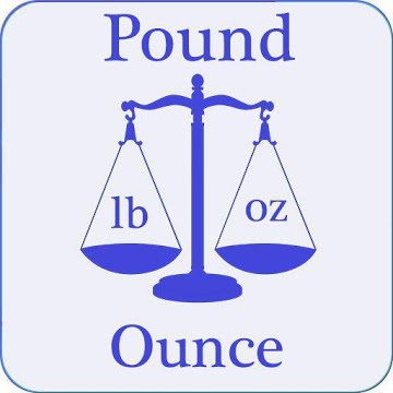 Pound - Ounce