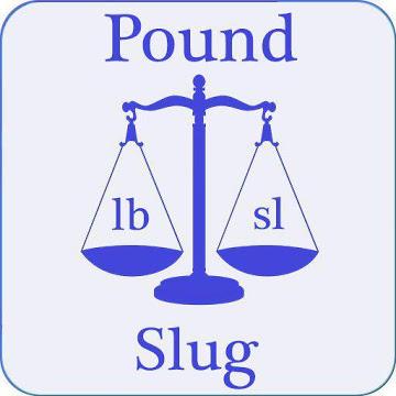 pound - slug