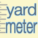 length convertor yard and meter