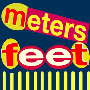 Meter and Foot (m & ft) Convertor