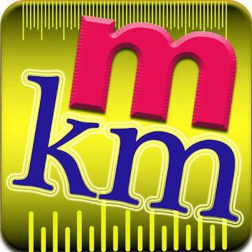 Meter and Kilometer (m & km) Convertor