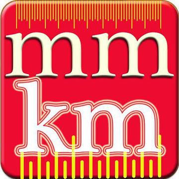 Milimeter and Kilometer (mm & km) Convertor