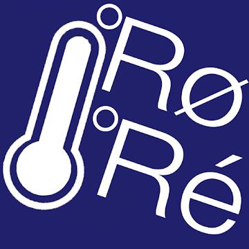 Rømer and Réaumur Convertor ( °Rø & °Ré )